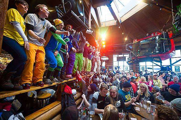 Best ski resorts for après-ski