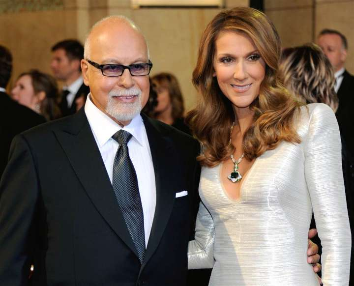 Celine Dion performs for first time since husband's death