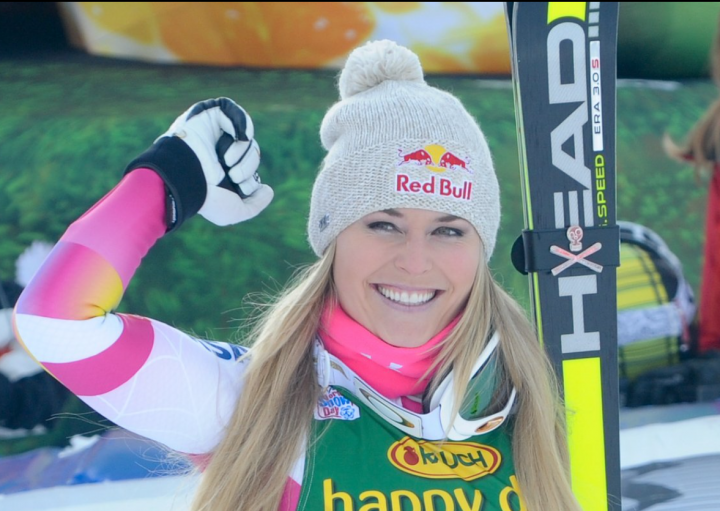 5 (cute) things you didn't know about Lindsey Vonn