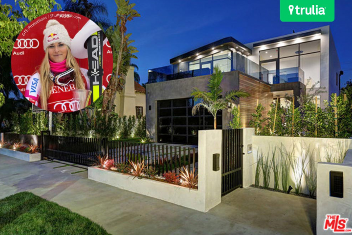 Lindsey Vonn Buys A New Home Base In West Hollywood