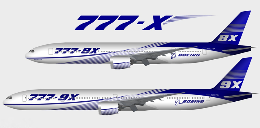Boeing: What Is New On The Boeing 777X?