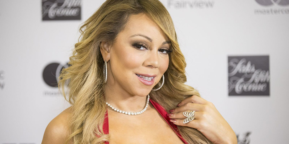 Mariah Carey Is Getting Called Out for Her Epic Instagram Photoshop Fail
